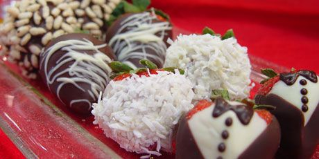 Chocolate Covered Strawberries: 3 Unique Recipes for Valentine's Day! - Forkly