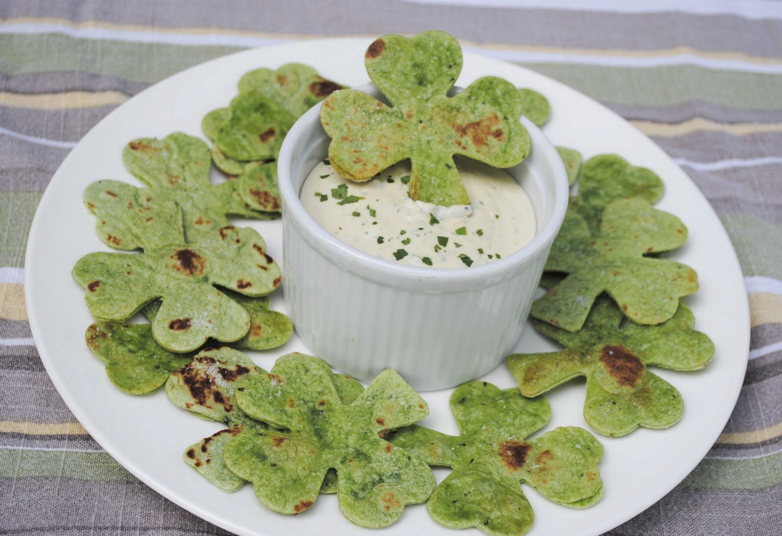 St. Patrick's Day Appetizers: 5 Green Party Favorites! - Forkly