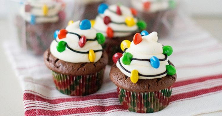 20 Christmas Cupcake Ideas Forkly
