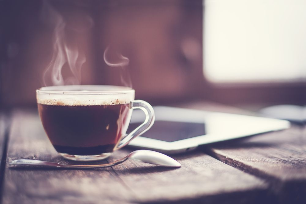 15 Reasons You Should Be Drinking Coffee