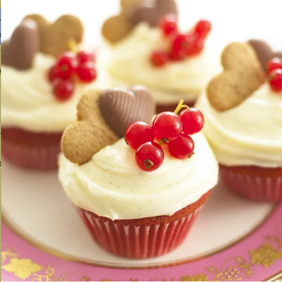 Easy Valentine's Day Cupcake Ideas 2013: 7 Cute Recipes! - Forkly