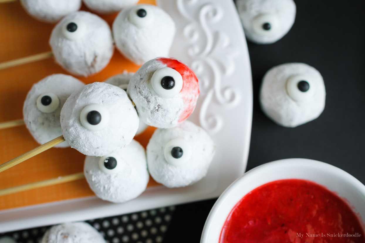 13 DIY Halloween Treats To Make With Kids