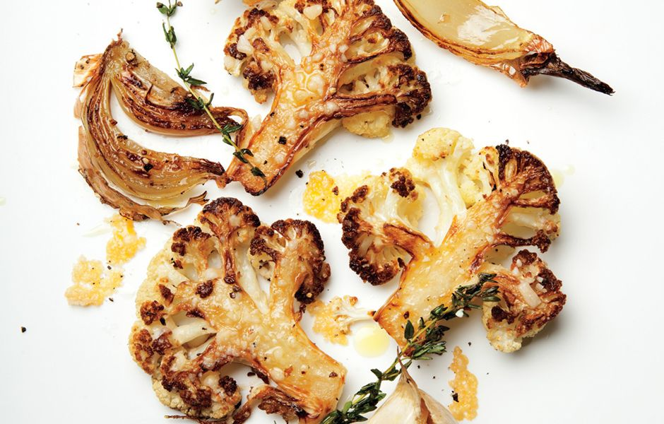 Creative Ways to Cut Carbs With Cauliflower