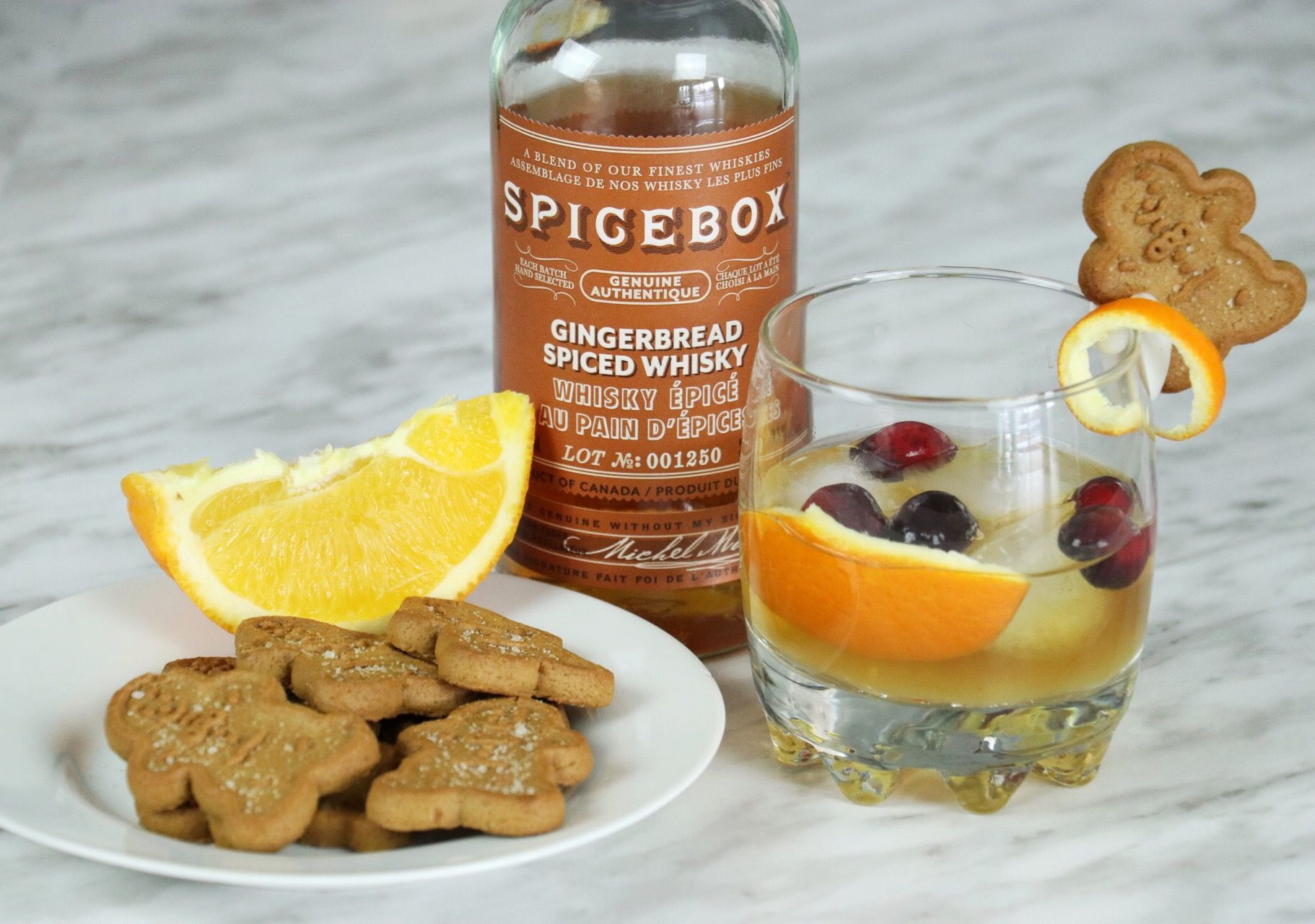 Gingerbread Old Fashioned - Forkly