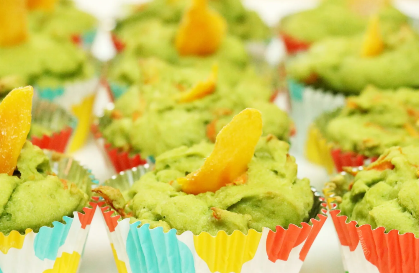 Kid-Approved Green Smoothie Muffins - Forkly