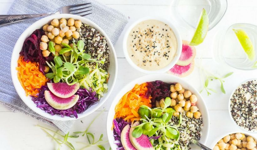 10 Lettuce-Free Salads That Will Renew Your Salad Love