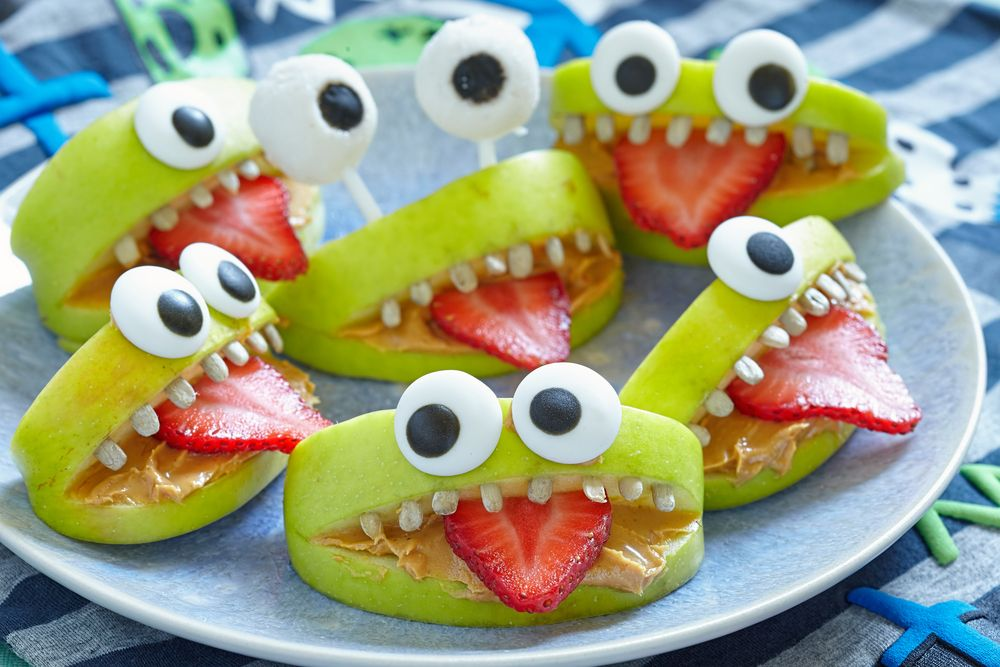 Halloween Appetizers and Party Food Ideas: 10 Great Recipes! - Forkly