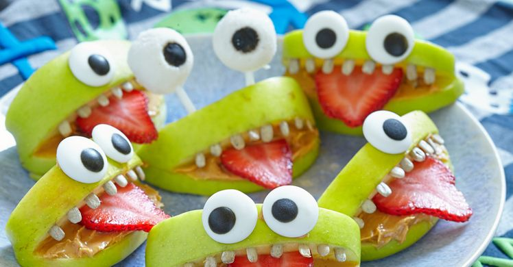 Halloween Appetizers And Party Food Ideas 10 Great Recipes Forkly