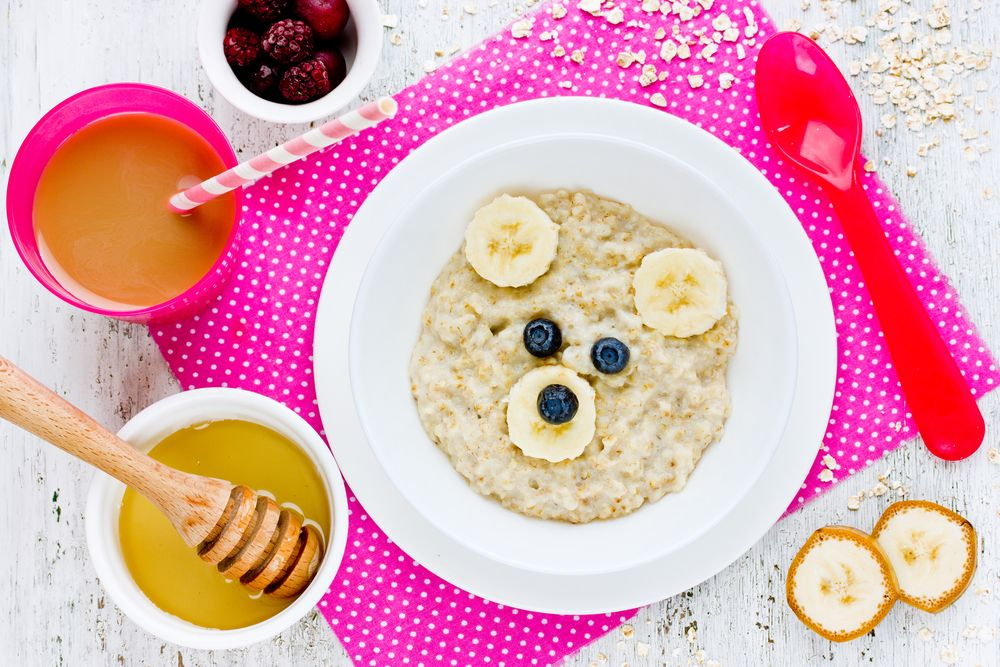 Foods Your Child Should Be Eating Every Week