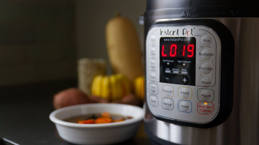 Common Mistakes You're Likely To Make With The Instant Pot