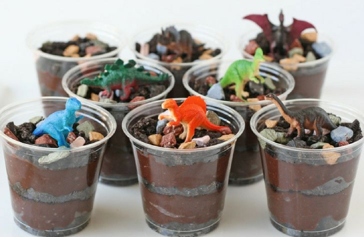 Rawrlicious Ideas And Recipes For A Dinosaur Themed Party - Forkly