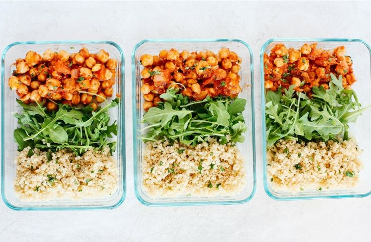 Vegan Ideas And Recipes For Healthy Meal Prepping - Forkly