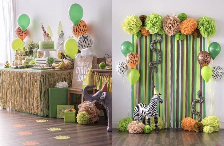 Ideas And Recipes For A Safari Themed Party Forkly