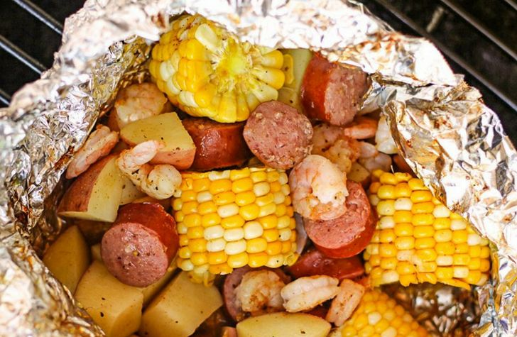 Foil Pack BBQ Recipes: Quick & Easy Ideas For Grilling - Forkly