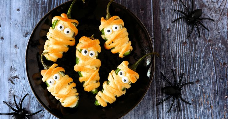 Halloween Themed Recipes For Potlucks Spooky Fun Ideas Forkly