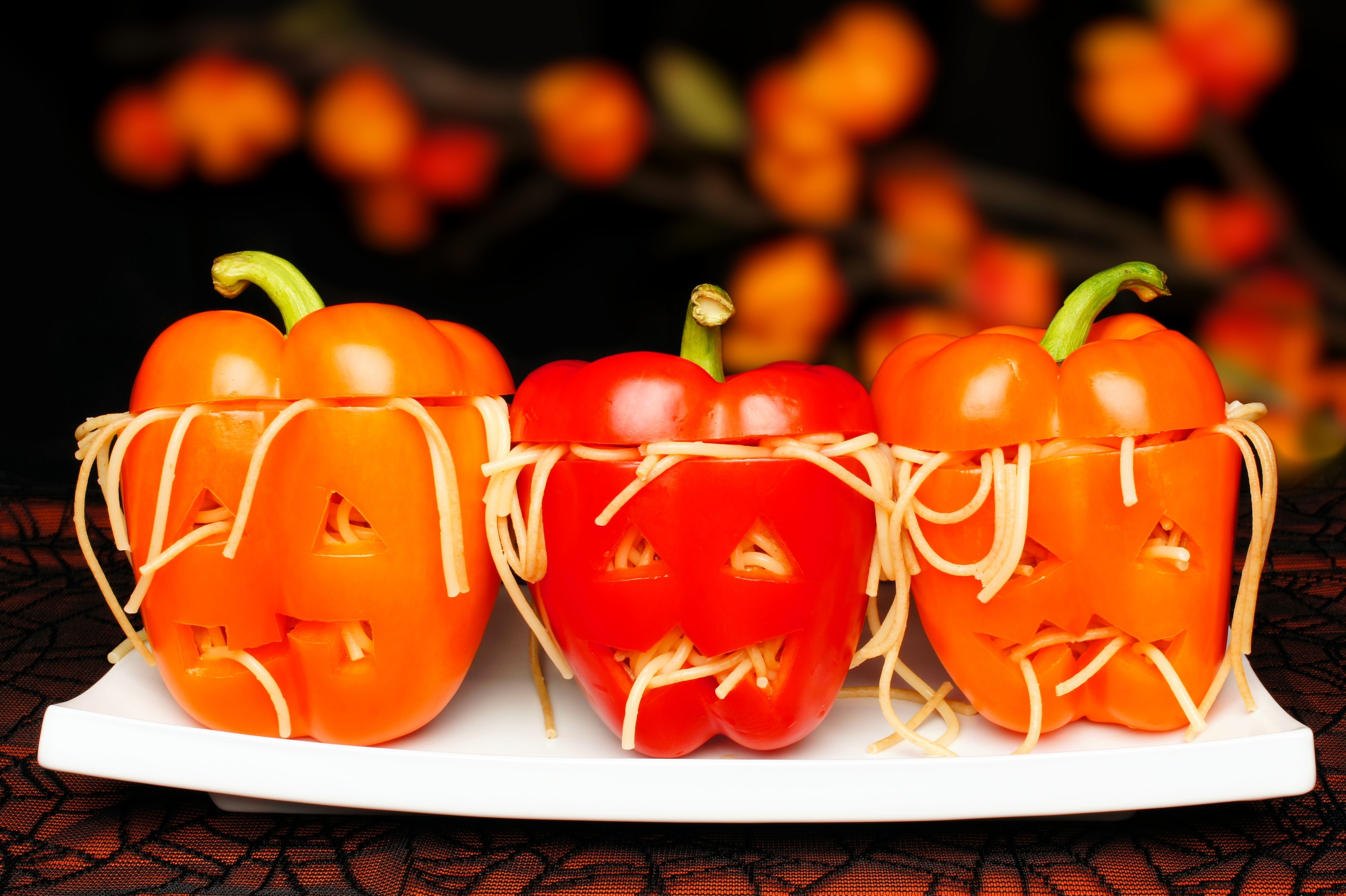 Halloween Themed Recipes: Spooktacular Pasta Dishes - Forkly