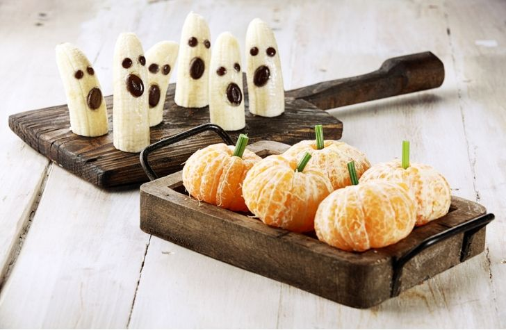 Easy And Fun Halloween Snack Ideas For Kids