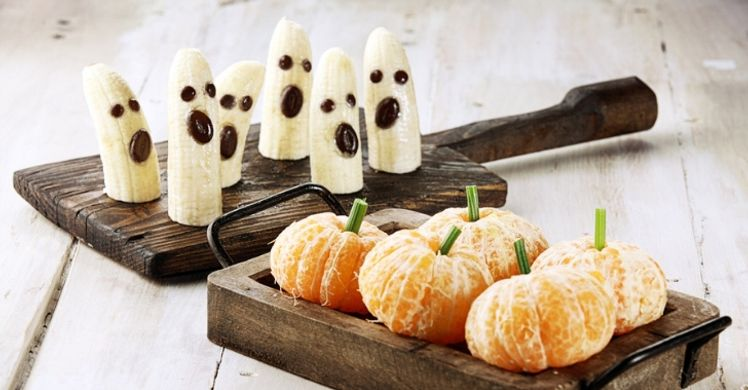 Easy And Fun Halloween Snack Ideas For Kids Forkly
