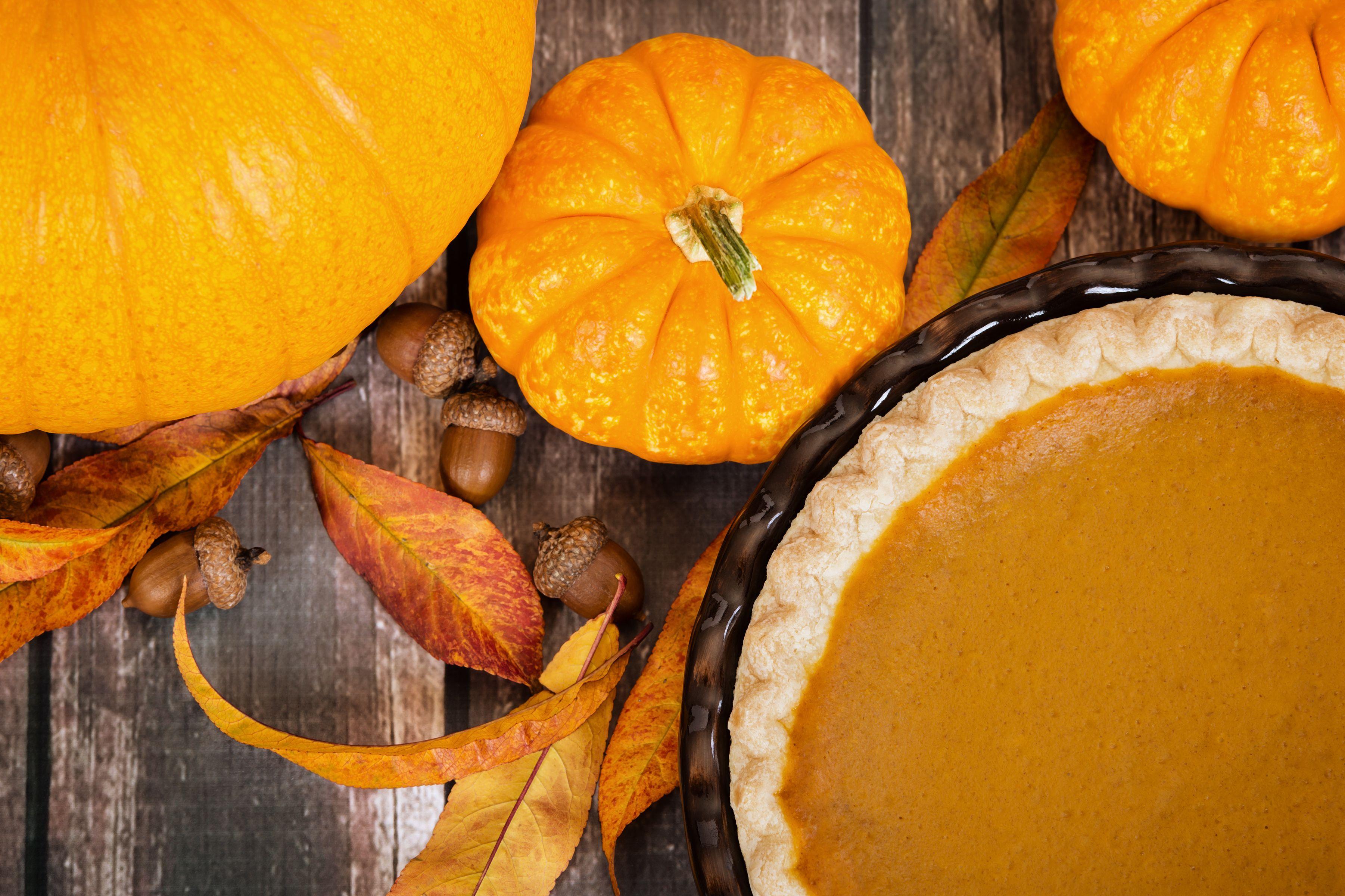 Dessert Hack: Upgrade Your Store Bought Pumpkin Pie - Forkly