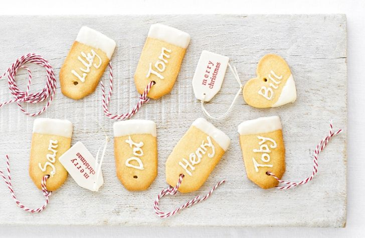 DIY Edible Ornaments You Can Gift