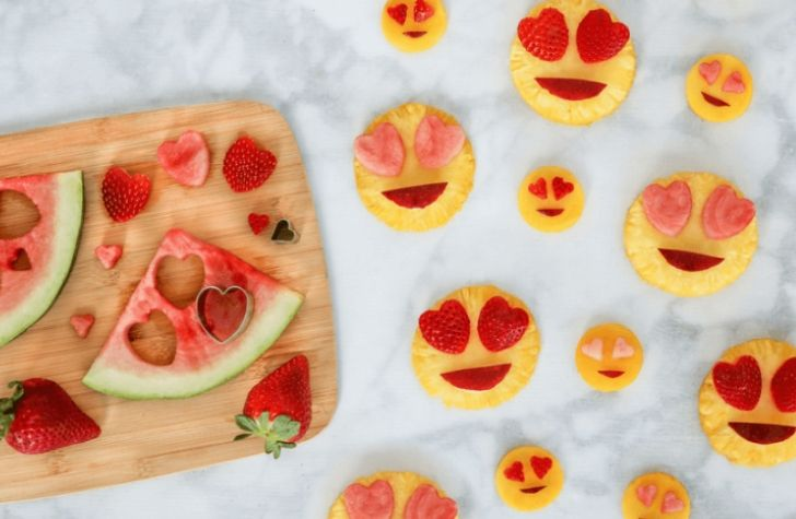 Valentine's Day Snacks for Kids: 30 Love Themed Food Ideas!