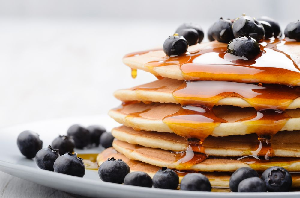 Healthy And Nutritious Pancake Toppings - Forkly