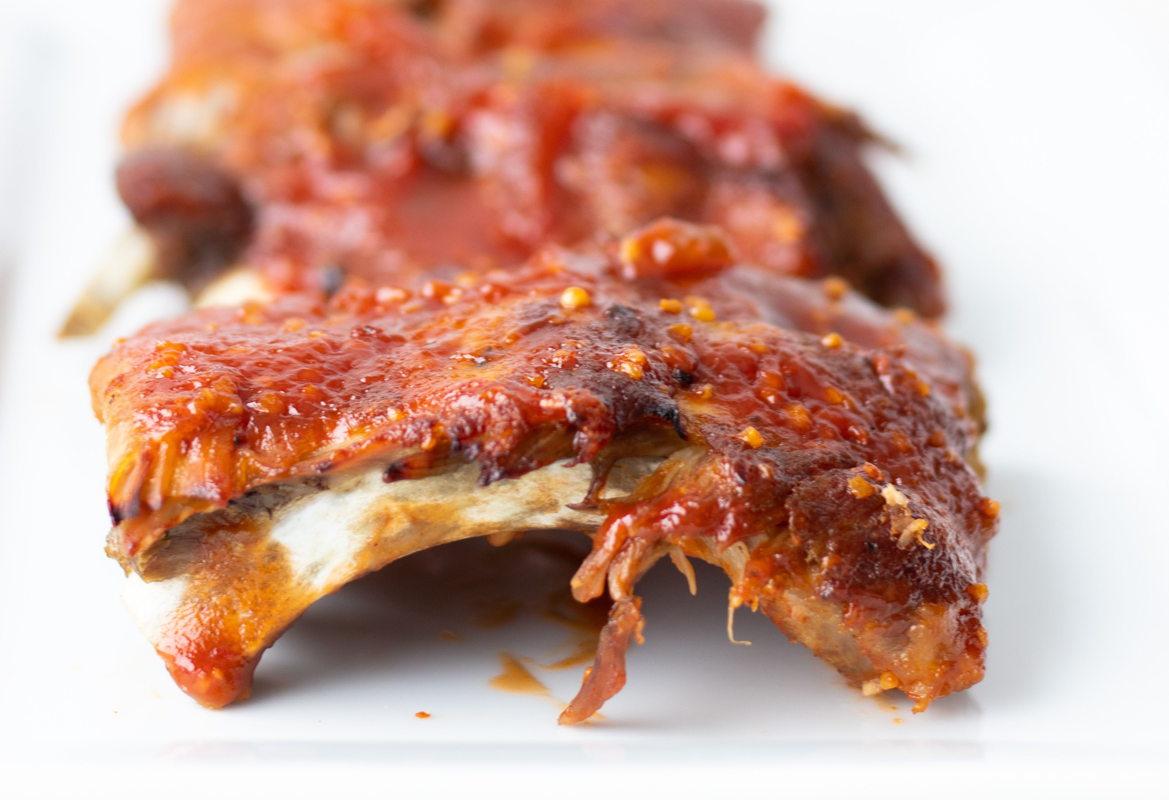 Instant Pot Citrus Beer Ribs - Forkly