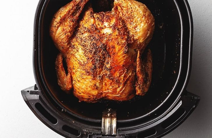 The Best Chicken Recipes Made in a Air Fryer - Forkly