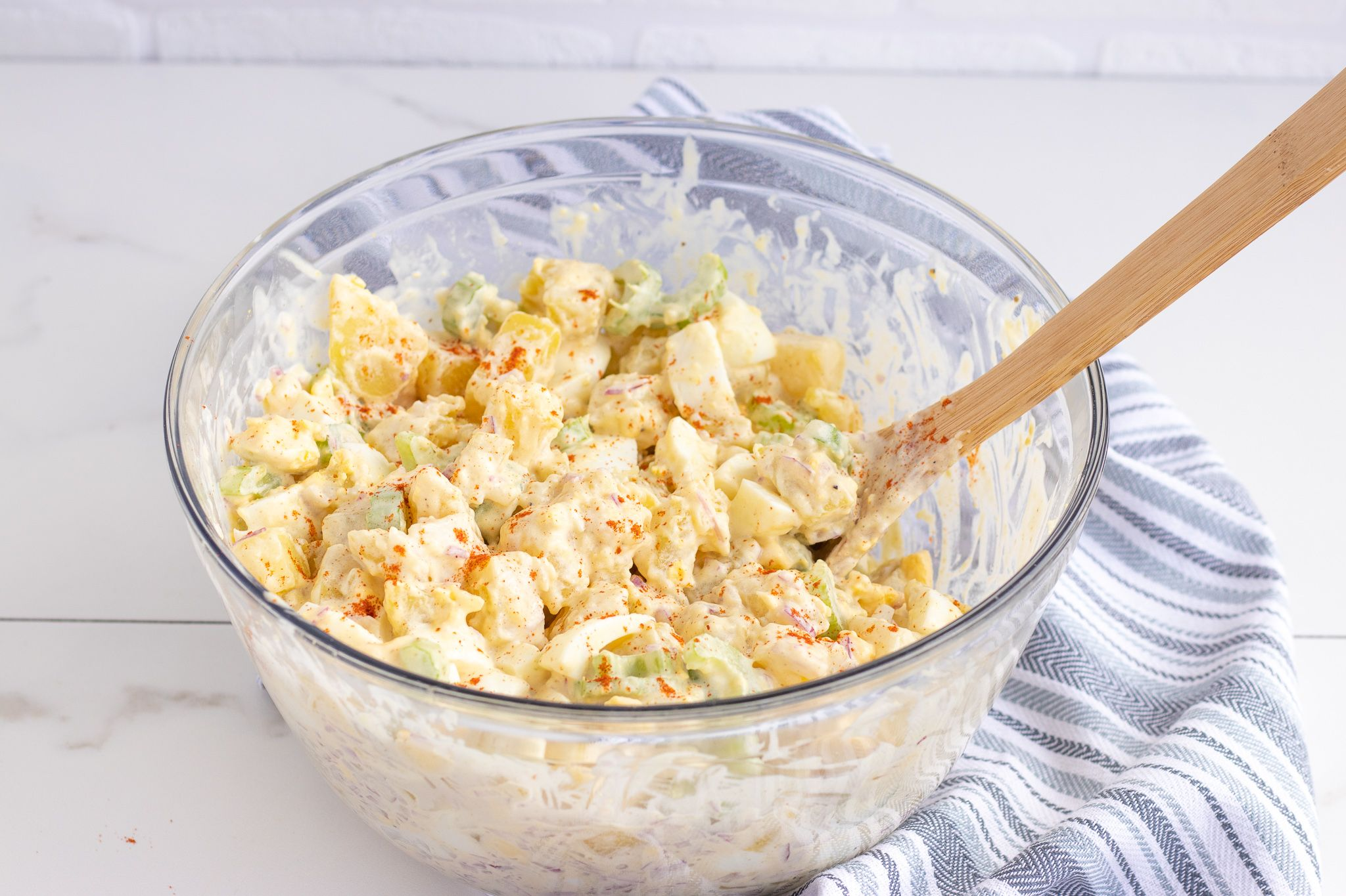 Quick and Easy Instant Pot Potato Salad - Forkly