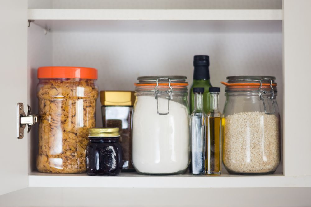 Genius Ways To Organize Your Cupboards Using Dollar Store Items - Forkly