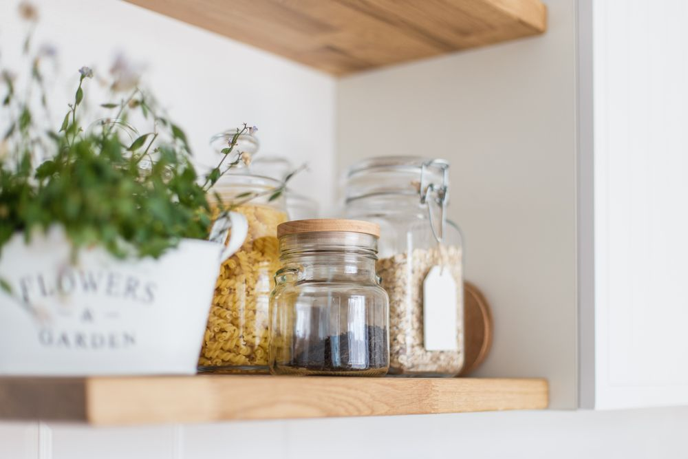 Genius Ways to Organize Your Pantry Using Dollar Store Items - Forkly