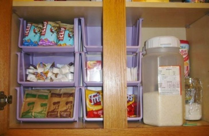 Genius Ways To Organize Your Kitchen Using Dollar Store Items Forkly