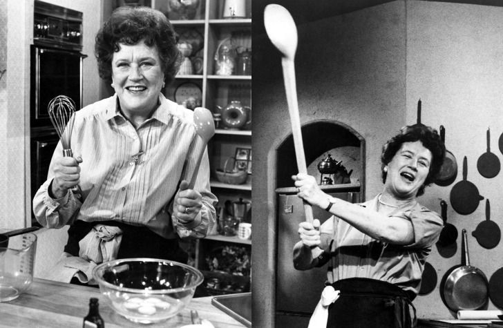 Things You Didn't Know About Julia Child - Forkly