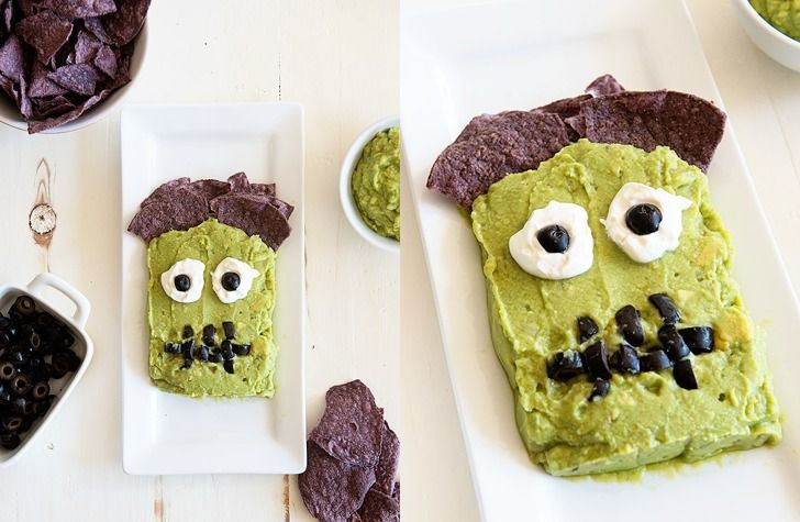 Easy Halloween Appetizer Recipes With 5 Ingredients Or Less