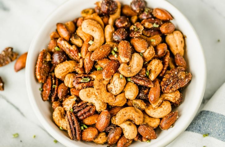 Paleo Snacks: Essential Snack Ideas To Keep You On Track - Forkly