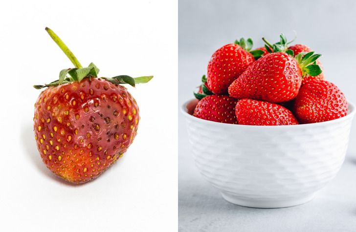 Strawberry Hack: How Ice Water Can Refresh Your Soggy Strawberries - Forkly